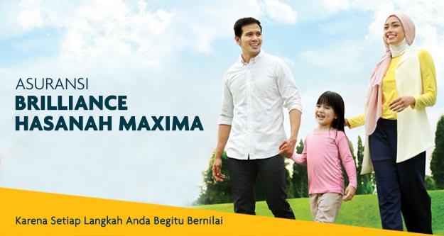 Briilliance Hasanah Maxima, salah satu produk unggulan Sun Life Syariah