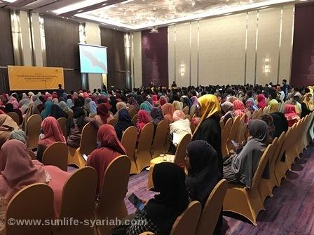 GMARS Sun Life Syariah