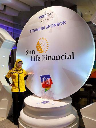 sun life sponsor titanium MDRT