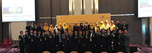 tim yang tangguh dan terlatih - sun life syariah