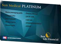Kartu Sun Med Platinum